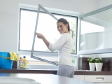 Spannrahmen für Fenster und Türen
